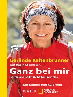 cover image of Ganz bei mir