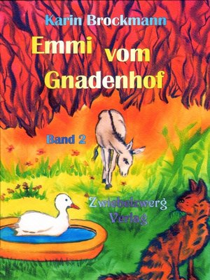 cover image of Emmi vom Gnadenhof (Band 2)