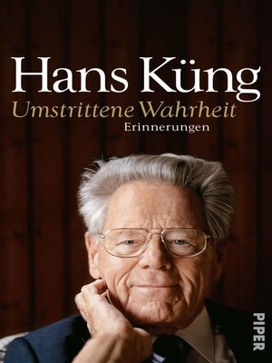 cover image of Umstrittene Wahrheit