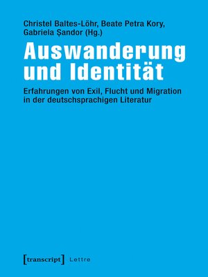 cover image of Auswanderung und Identität