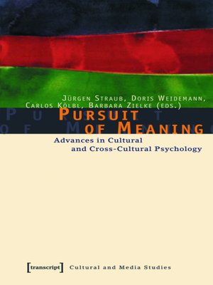 cover image of Pursuit of Meaning