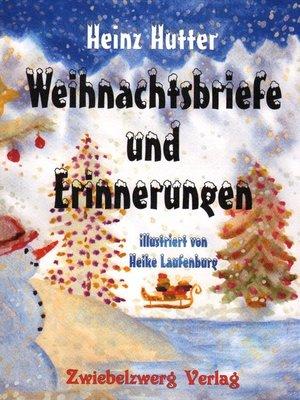 cover image of Weihnachtsbriefe und Erinnerungen