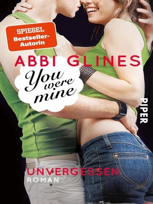 cover image of You were Mine – Unvergessen