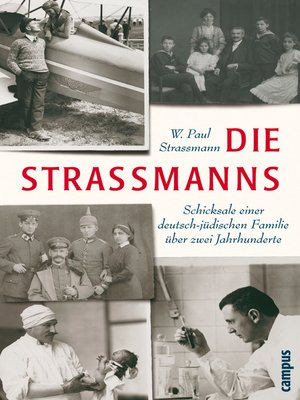 cover image of Die Strassmanns