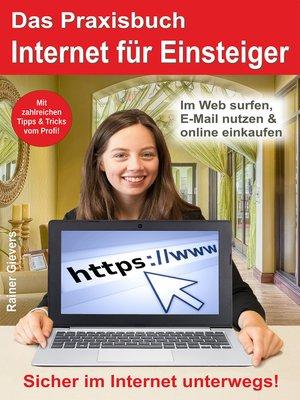 cover image of Das Praxisbuch Internet für Einsteiger