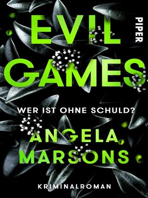 cover image of Evil Games – Wer ist ohne Schuld?