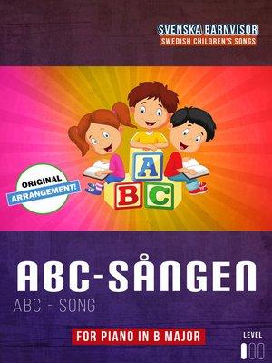 cover image of ABC-sången