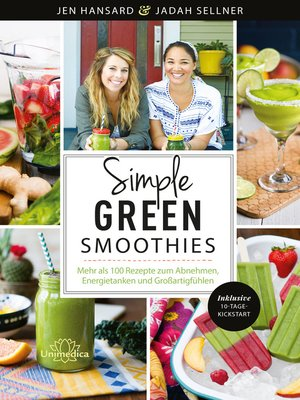 cover image of Simple Green Smoothies