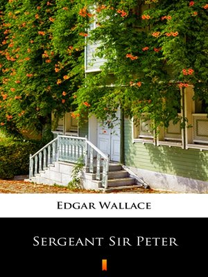 cover image of Sergeant Sir Peter
