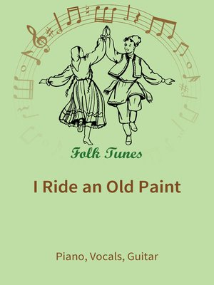 cover image of I Ride an Old Paint