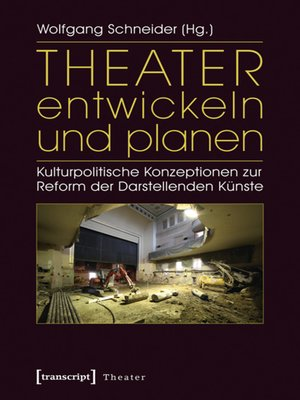cover image of Theater entwickeln und planen