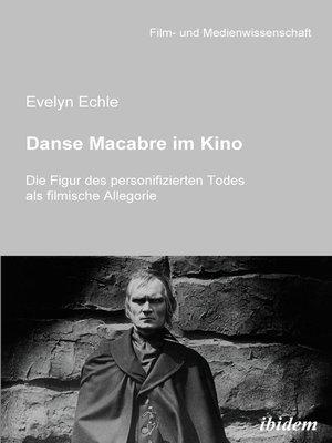 cover image of Danse Macabre im Kino