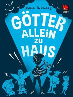cover image of Die Chaos-Götter 2