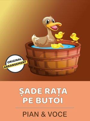 cover image of Șade Rața Pe Butoi