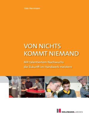 cover image of Von nichts kommt niemand
