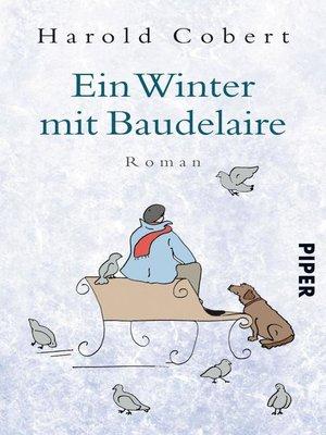 cover image of Ein Winter mit Baudelaire