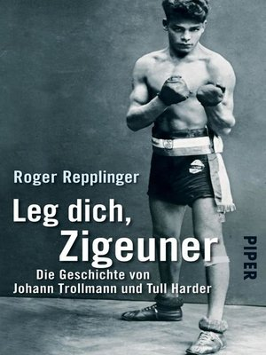 cover image of Leg dich, Zigeuner