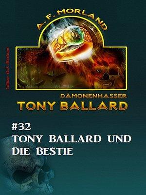 cover image of Tony Ballard #32