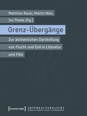 cover image of Grenz-Übergänge