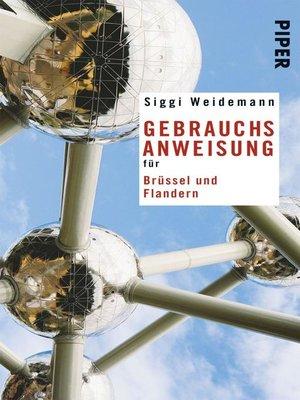 cover image of Gebrauchsanweisung für Brüssel und Flandern