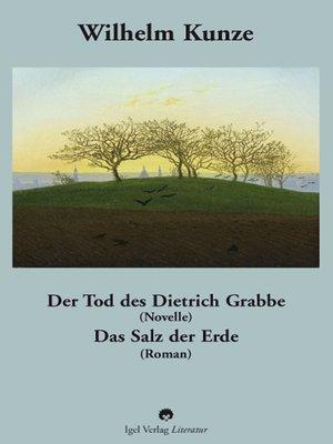 cover image of Wilhelm Kunze