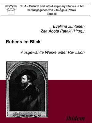 cover image of Rubens im Blick. Ausgewählte Werke unter Re-vision