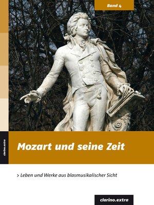 cover image of Mozart und seine Zeit