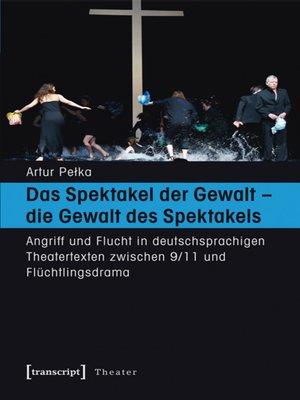 cover image of Das Spektakel der Gewalt
