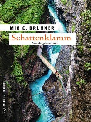 cover image of Schattenklamm