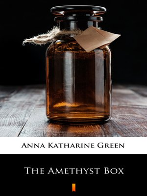 cover image of The Amethyst Box