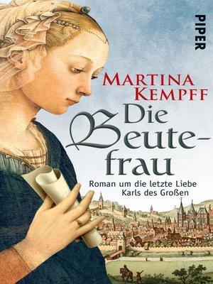 cover image of Die Beutefrau