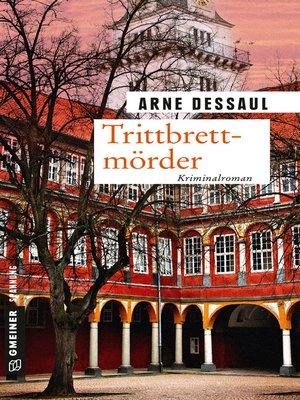 cover image of Trittbrettmörder
