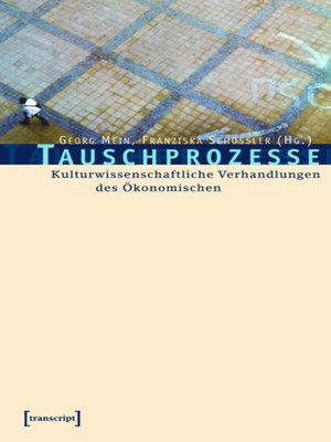 cover image of Tauschprozesse