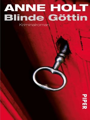 cover image of Blinde Göttin