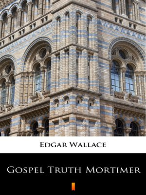 cover image of Gospel Truth Mortimer