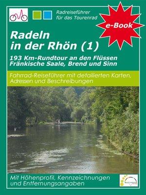 cover image of Radeln in der Rhön (1)