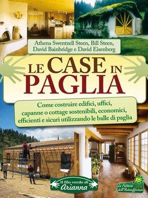 cover image of Le case in paglia