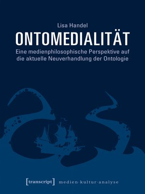 cover image of Ontomedialität