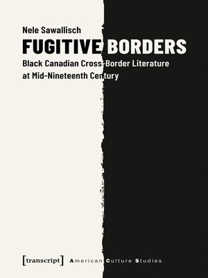 cover image of Fugitive Borders