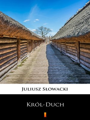 cover image of Król-Duch