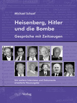 cover image of Heisenberg, Hitler und die Bombe