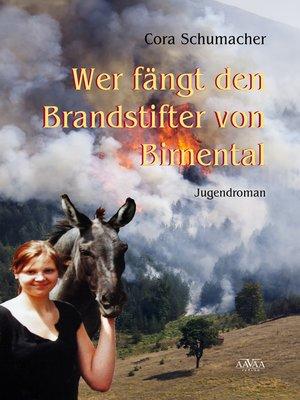 cover image of Wer fängt den Brandstifter von Birnental