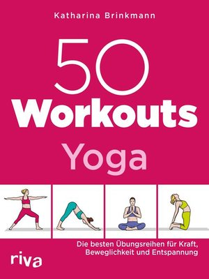 cover image of 50 Workouts – Yoga