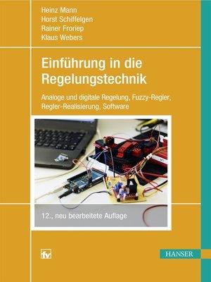 cover image of Einführung in die Regelungstechnik