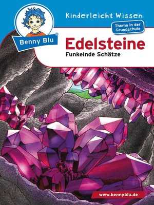 cover image of Benny Blu--Edelsteine