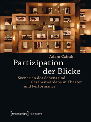 cover image of Partizipation der Blicke