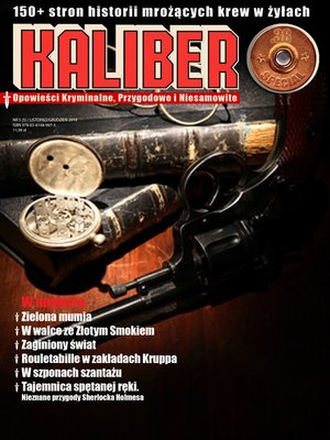 cover image of Kaliber.38 Special