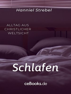 cover image of Schlafen
