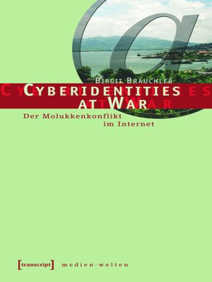 cover image of Cyberidentities at War