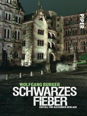 cover image of Schwarzes Fieber